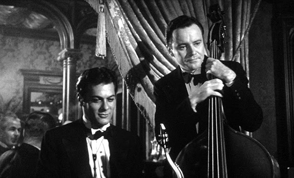 Jack Lemmon y Tony Curtis. (Some like it hot. United Artists, Ashton Productions, The Mirisch Corporation. 1959.)
