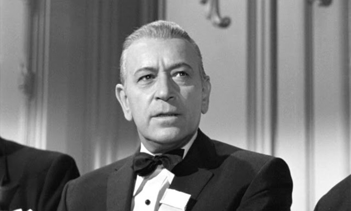 George Raft. (Some like it hot. United Artists, Ashton Productions, The Mirisch Corporation. 1959.)