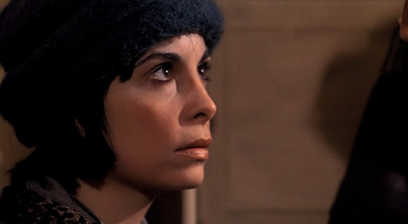 Talia Shire. (Rocky. Chartoff-Winkler Productions. United Artists. 1976.)