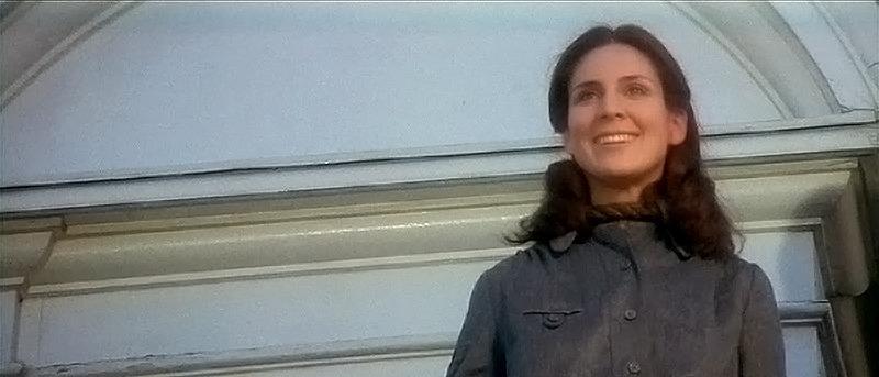 Holly Palance. (La profecía. 20th Century Fox. 1976.)