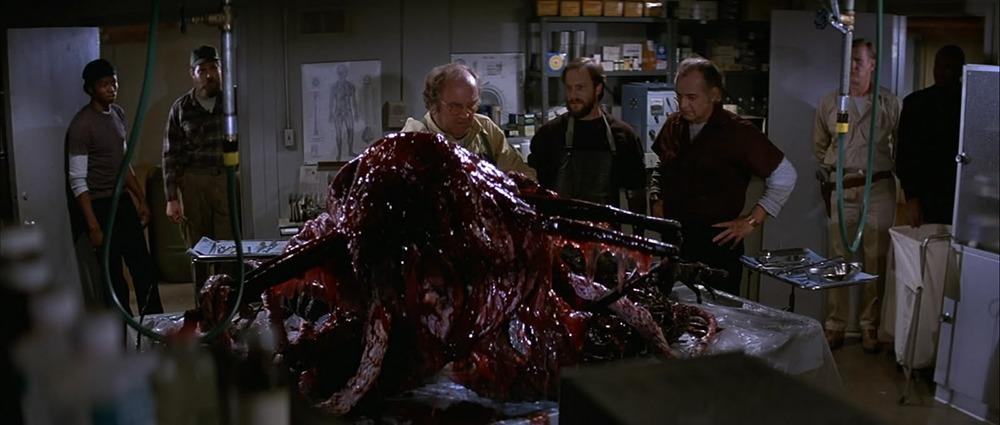 La cosa. (Universal Pictures, Turman-Foster Company. 1982.)