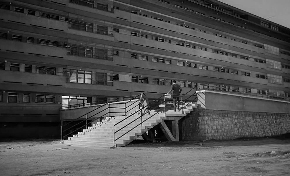 El proceso. (Paris-Europa Productions, Hisa-Film, Finanziaria Cinematografica Italiana. 1962.)