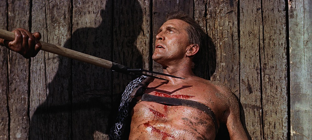 Kirk Douglas. (Espartaco. Bryna Productions, Universal Pictures. 1960.)
