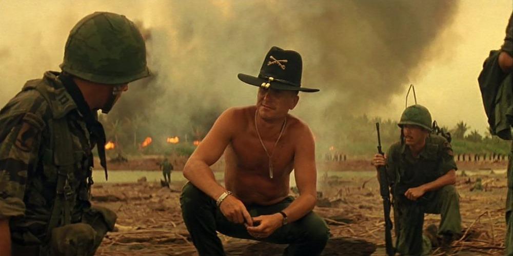 Robert Duvall. (Apocalypse Now. Zoetrope Studios. 1979.)