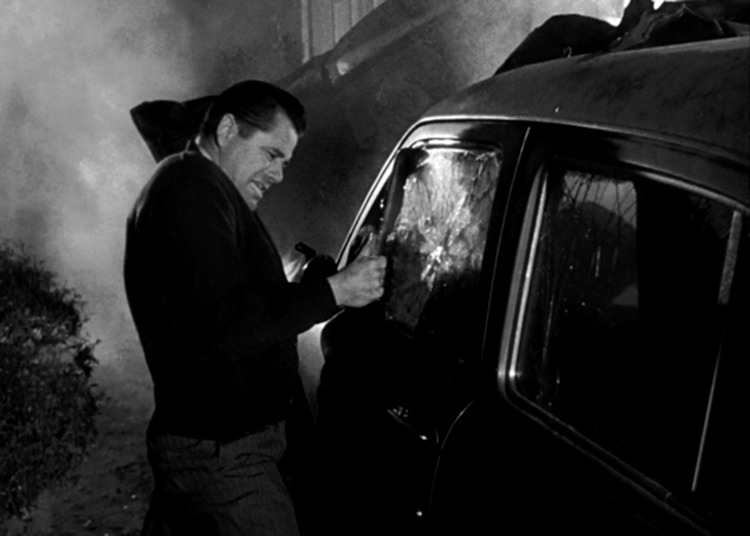 Glenn Ford. (The big heat. Columbia Pictures. 1953.)
