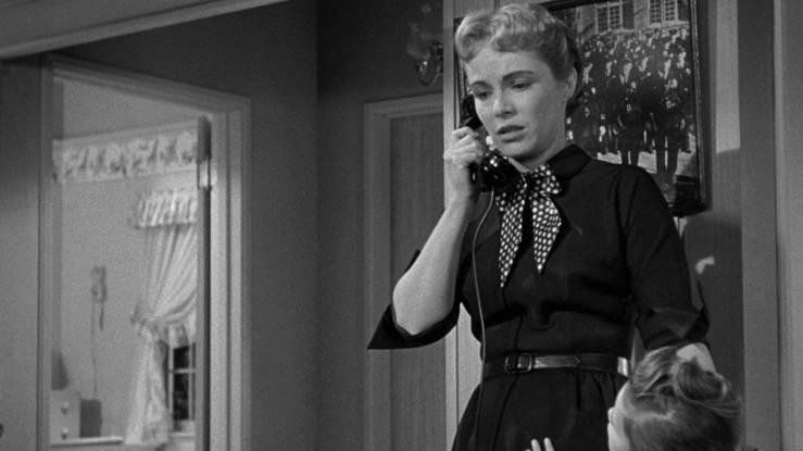 Jocelyn Brando. (The big heat. Columbia Pictures. 1953.)