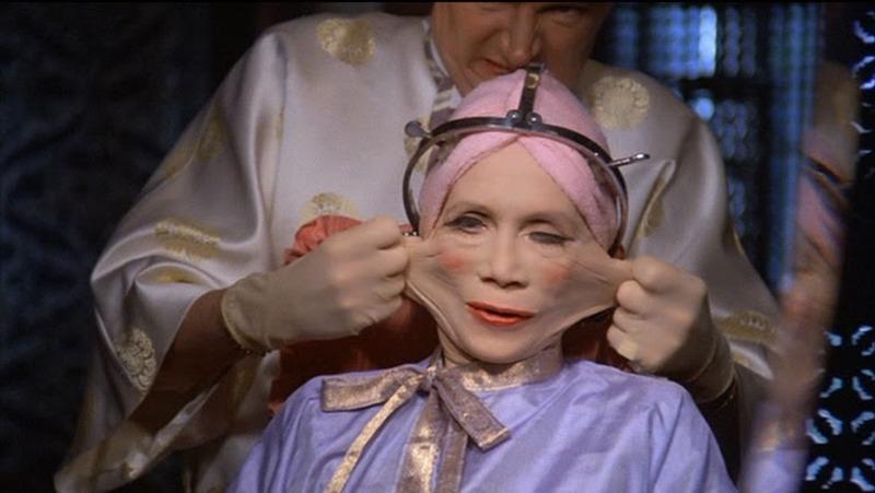 Katherine Helmond. (Brazil. Universal Pictures. Arnon Milchan Production. 1985.)