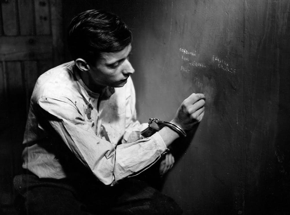 François Leterrier. (Un condenado a muerte se ha escapado. Gaumont. 1956.)