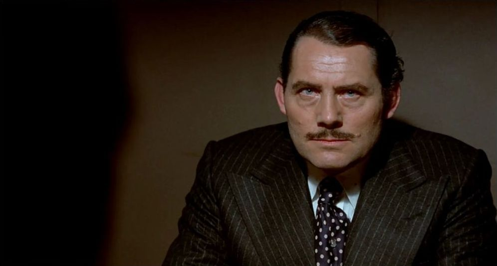Robert Shaw. (The Sting. Universal Pictures, Zanuck/Brown. 1973.)
