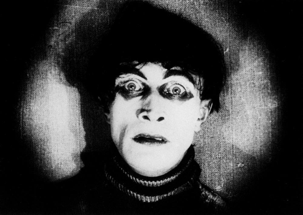 Conrad Veidt. (El gabinete del Doctor Caligari. Decla Film. 1920.)