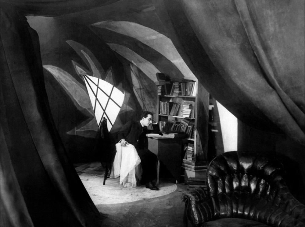 El gabinete del Doctor Caligari. (Decla Film. 1920.)