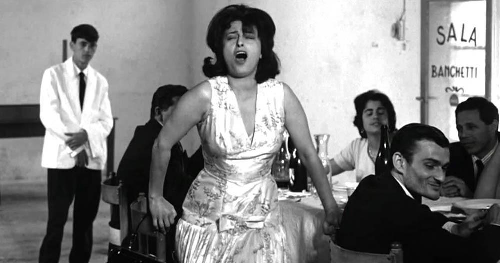 Anna Magnani.(Mamma Roma. Arco Film Roma. 1962.)