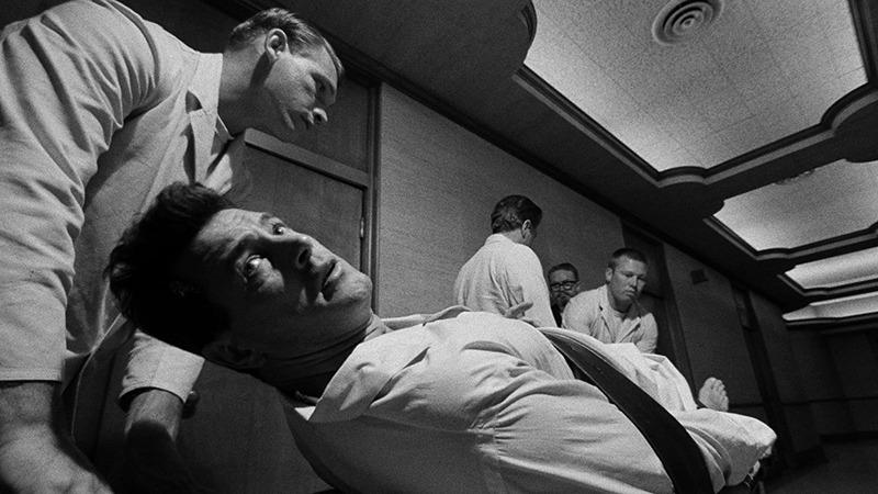 Rock Hudson. (Seconds. Paramount Pictures. 1966.)