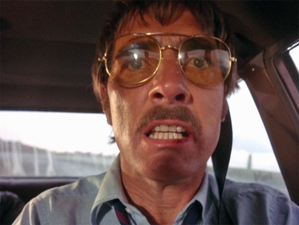 Dennis Weaver. (Duel. Universal Pictures. 1971.)