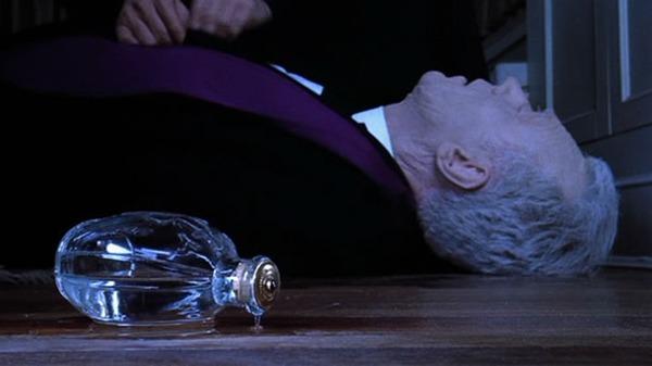 Max von Sydow. (El exorcista. Warner Bros., Hoya Productions. 1973.)