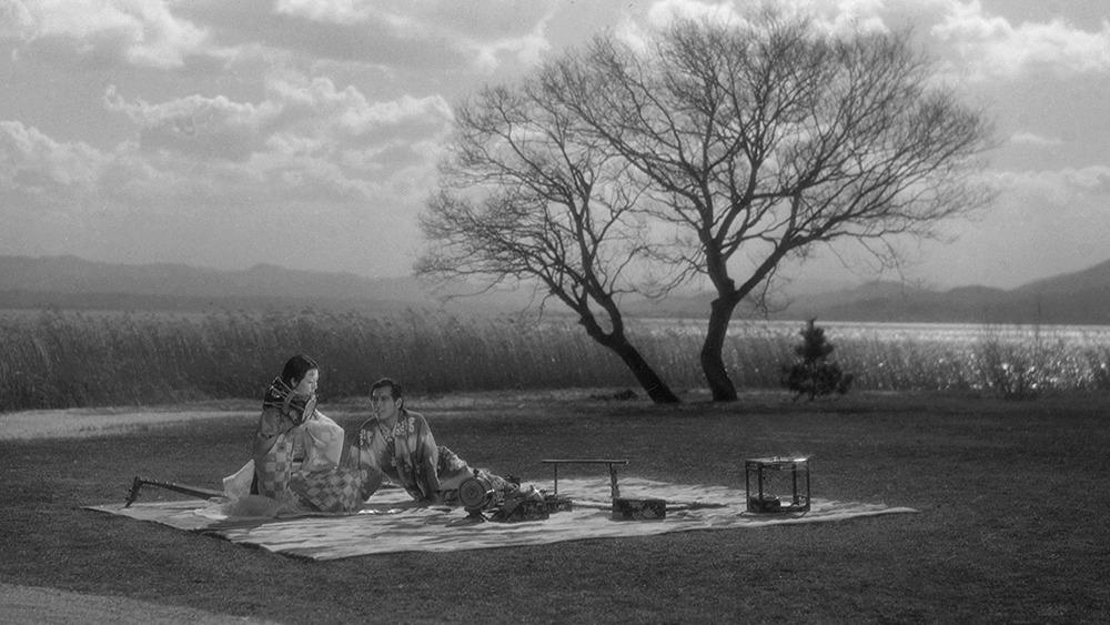 Cuentos de la luna pálida. (Daiei Studios. 1953.)
