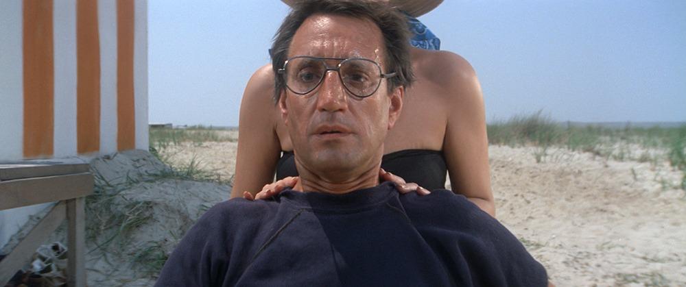 Roy Scheider. (Jaws. Zanuck/Brown, Universal Pictures. 1975.)