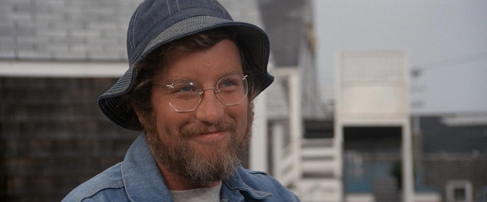 Richard Dreyfuss. (Jaws. Zanuck/Brown, Universal Pictures. 1975.)