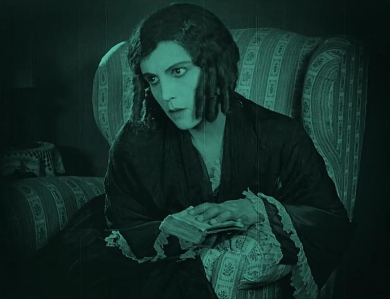 Greta Schröder. (Nosferatu. Prana-Film GmbH. 1922.)