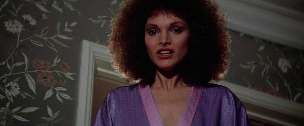 Mary Elizabeth Mastrantonio.(Scarface. Universal Pictures. 1983.)