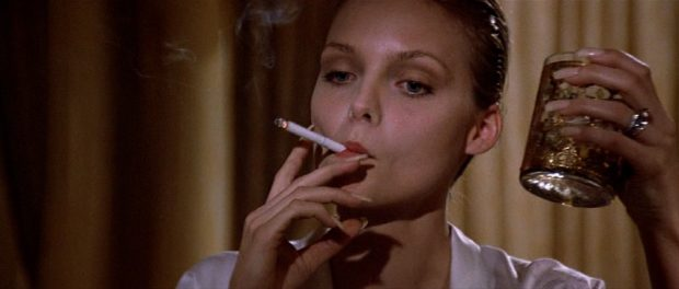 Michelle Pfeiffer. (Scarface. Universal Pictures. 1983.)