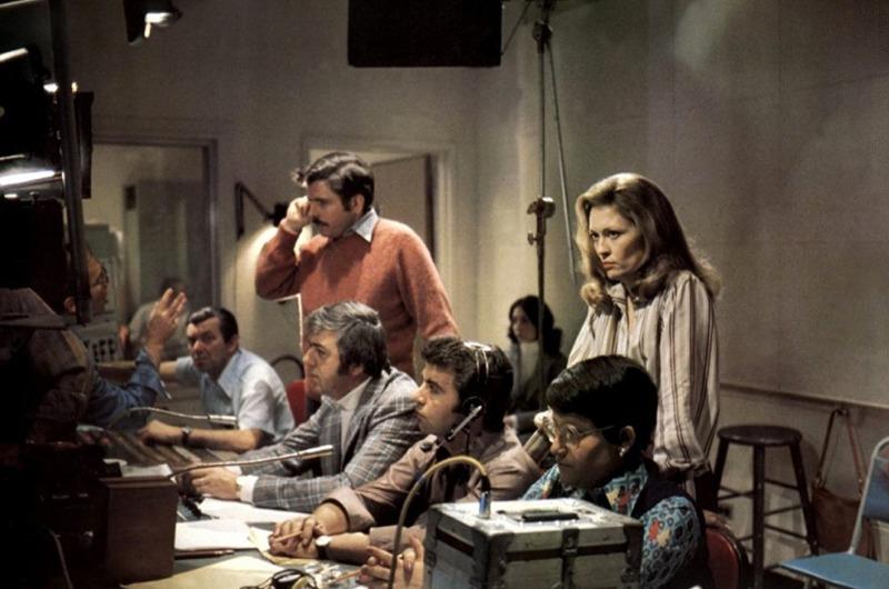 Faye Dunaway. (Network. Metro-Goldwyn-Mayer, United Artists. 1976.)