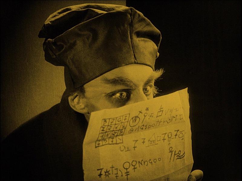 Max Schreck. (Nosferatu. Prana-Film GmbH. 1922.)