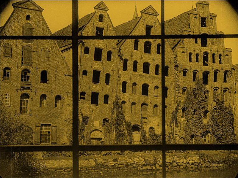 Nosferatu. (Prana-Film GmbH. 1922.)