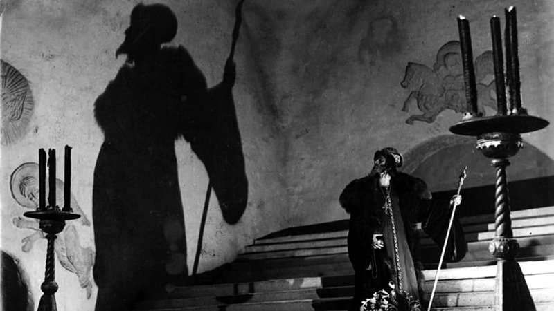 Iván el terrible I & II. (Mosfilm. 1944-1946.)