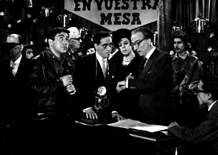Plácido. (Jet Films, Alfredo Matas. 1961.)