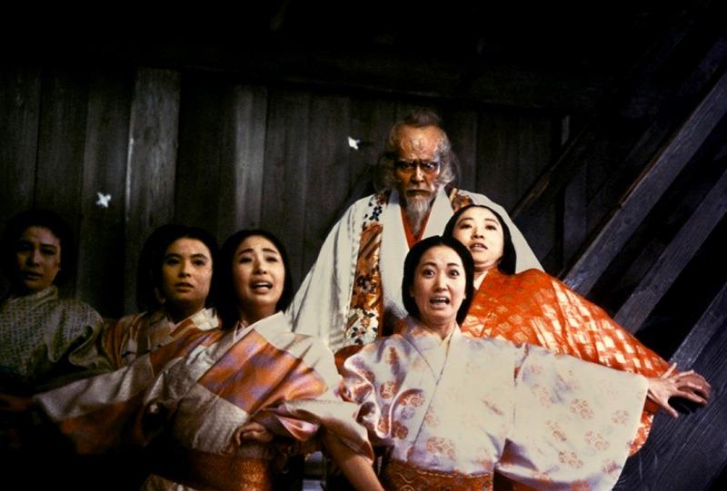 Ran. (Greenwich Film Productions, Herald Ace, Nippon Herald. 1985.)