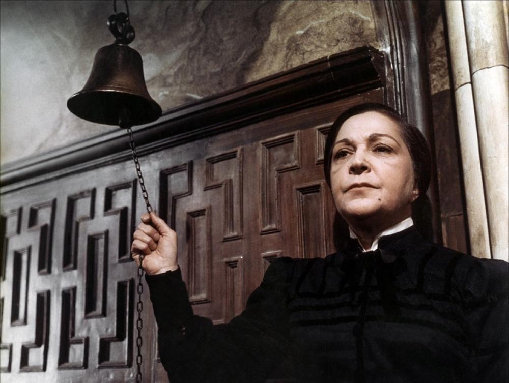 Cándida Losada. (La residencia. Anabel Films. 1969.)