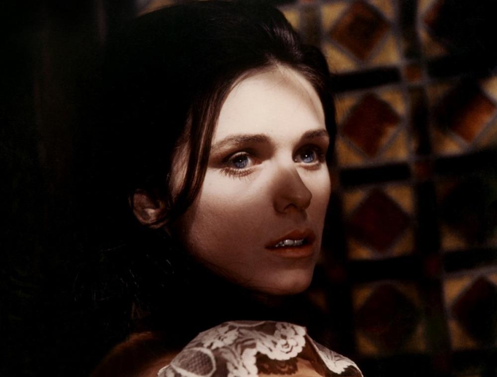 Cristina Galbó. (La residencia. Anabel Films. 1969.)