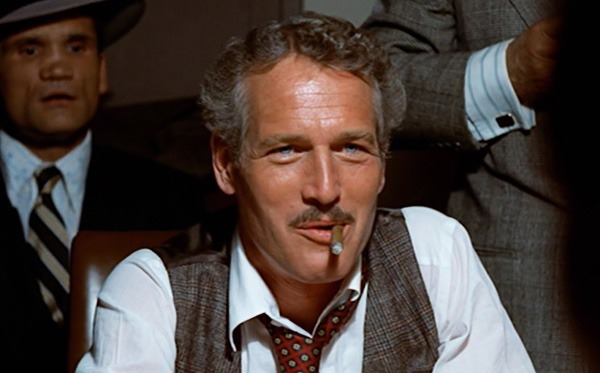 Paul Newman. (The Sting. Universal Pictures, Zanuck/Brown. 1973.)