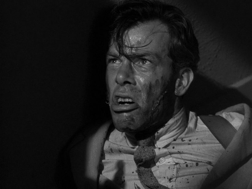 Lee Marvin. (The big heat. Columbia Pictures. 1953.)