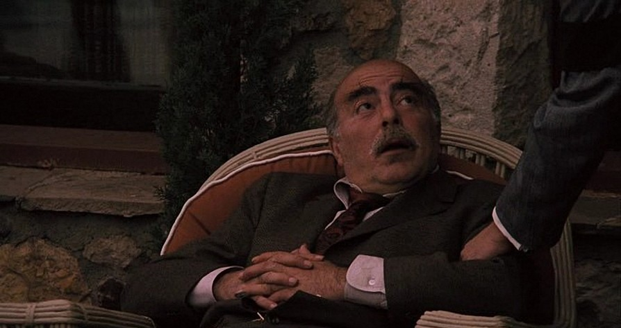 Michael V. Gazzo. (The Godfather II. Paramount Pictures. 1974.)