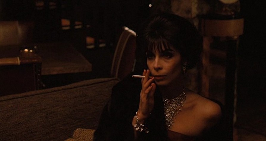 Talia Shire. (The Godfather II. Paramount Pictures. 1974.)