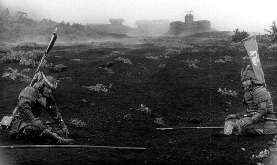 Trono de sangre. (Toho, Kurosawa Production Co. 1957.)