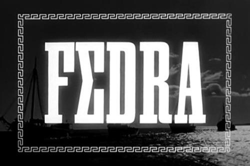 Fedra. (Suevia Films. 1956.)