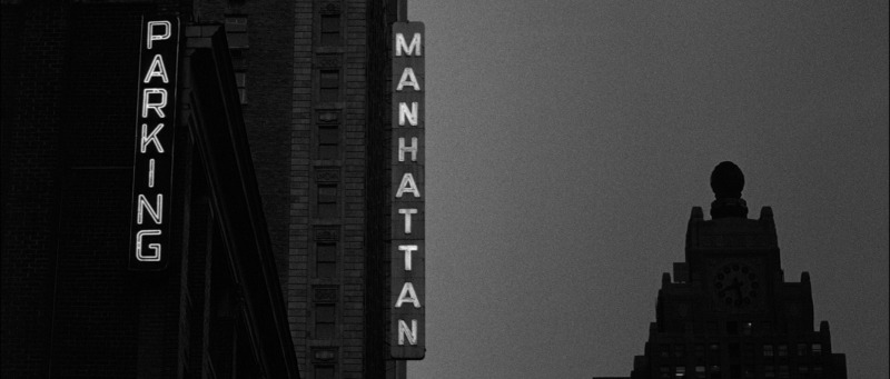 Manhattan. (Jack Rollins & Charles H. Joffe Production, United Artists. 1979.)