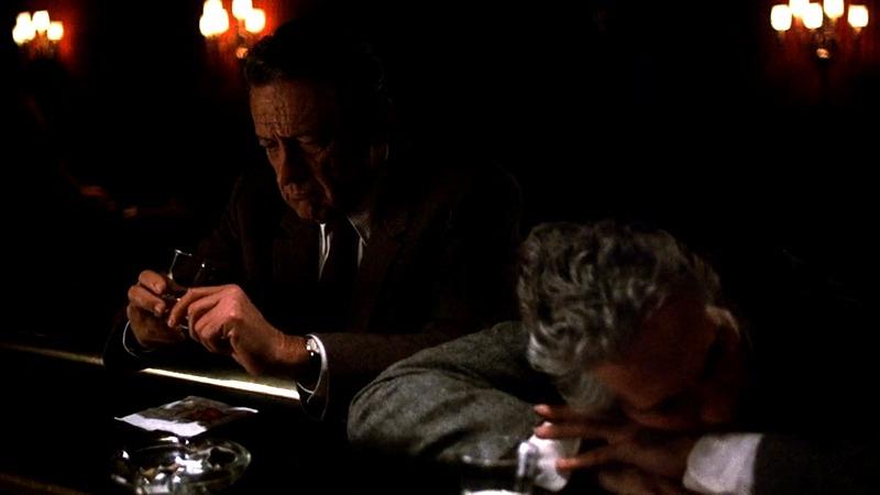 Peter Finch y William Holden. (Network. Metro-Goldwyn-Mayer, United Artists. 1976.)
