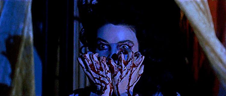 Myrna Fahey. (House of Usher. American International Productions. 1960.)
