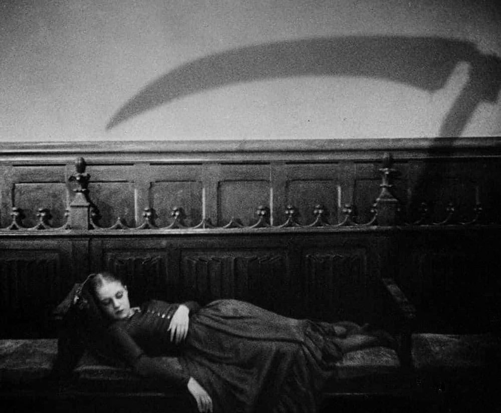 Rena Mandel. (Vampyr. Tobis Filmkunst. 1932.)