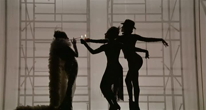 All that jazz. (Columbia Pictures, 20th Century Fox. 1979.)