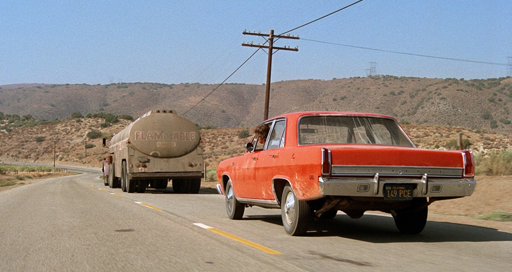 Duel. (Universal Pictures. 1971.)