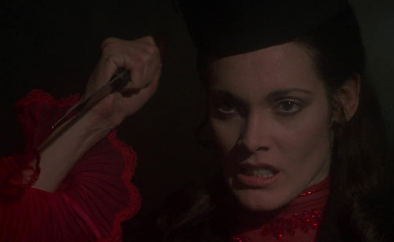 Martine Beswick. (Dr. Jekyll & Sister Hyde. Hammer Productions. 1971.)