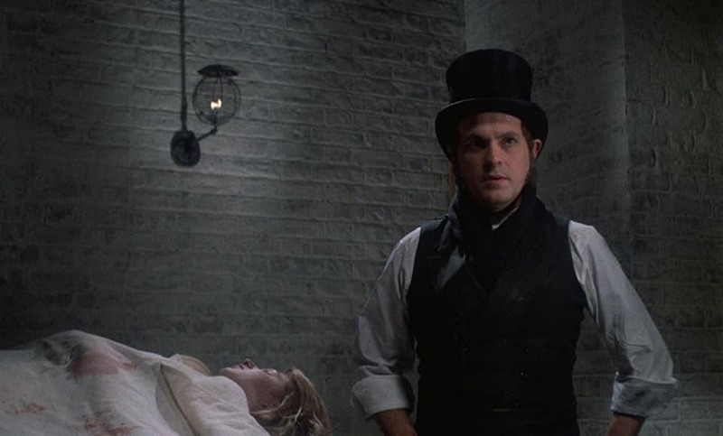 Dr. Jekyll & Sister Hyde. (Hammer Productions. 1971.)