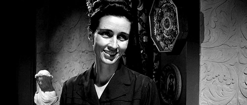 Rosalie Crutchley. (The haunting. M.G.M. 1963.)