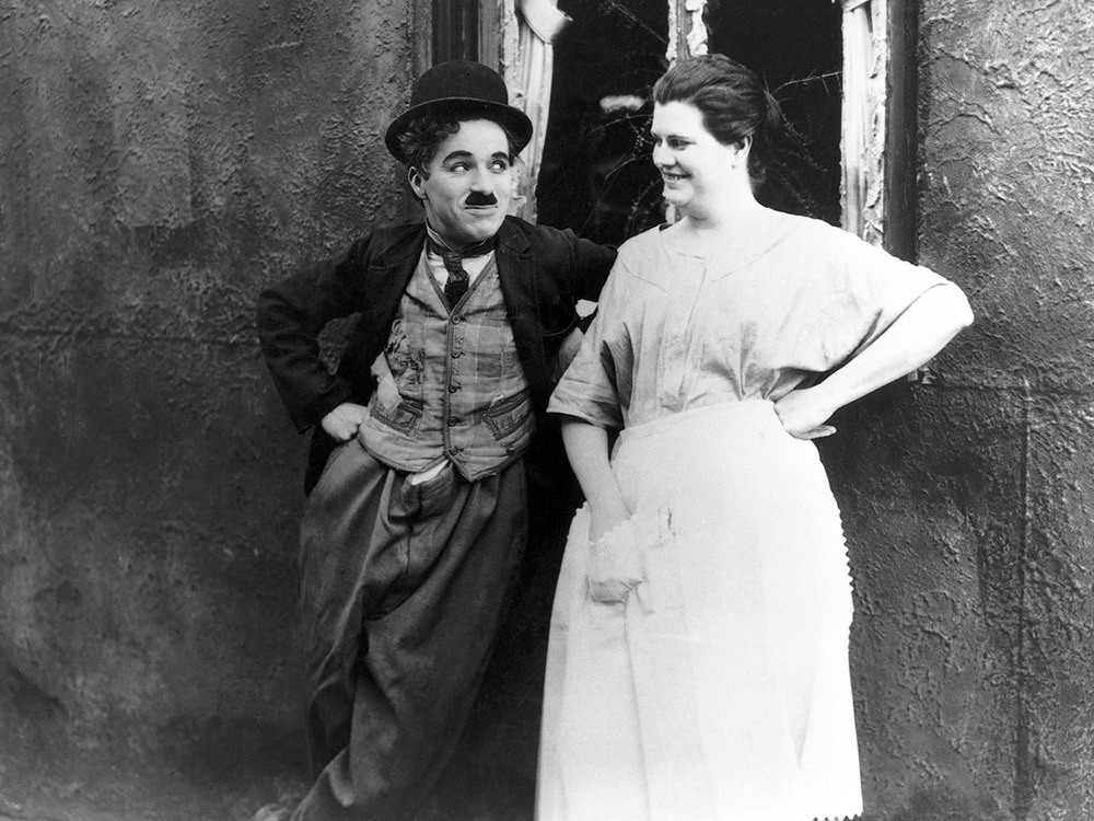 El chico. (Charles Chaplin Productions, First National Picture. 1921.)
