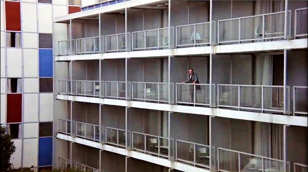 Gene Hackman. (La conversación. American Zoetrope, The Directors Company, Coppola Co. Production, Paramount Pictures. 1974.)